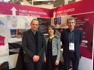 Participation au salon PCD Paris 2018