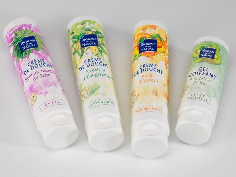 Emballage produit cosmétique