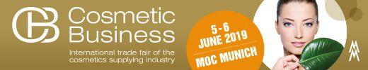Participation au salon Cosmetic Business 2019 à Munich