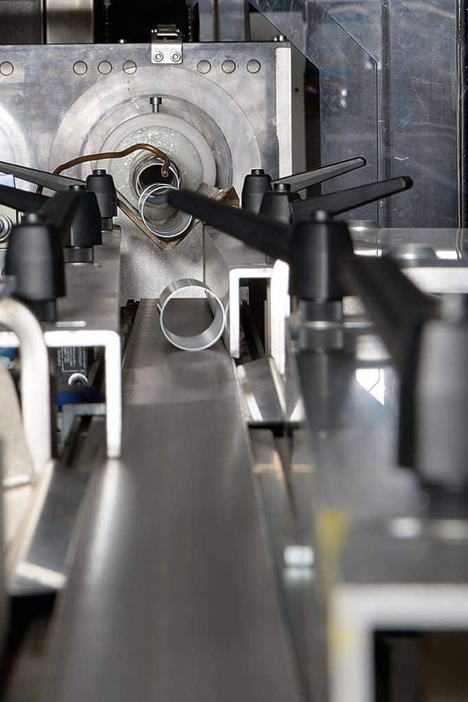 production tubes extrudés